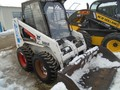 Bobcat 753 Skid Steer