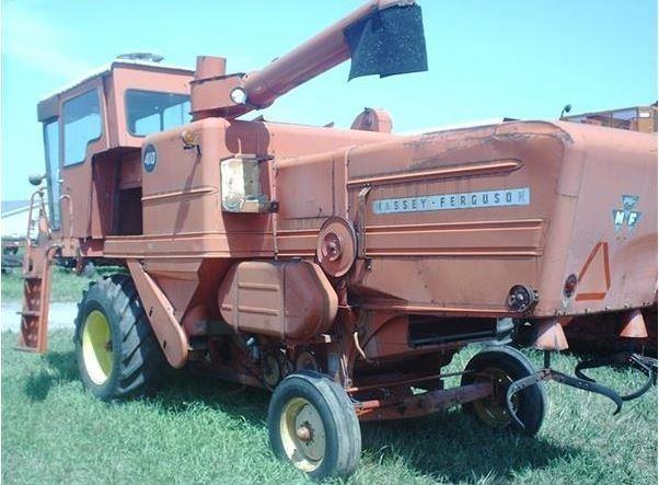 1969 Massey Ferguson 410 Tractor