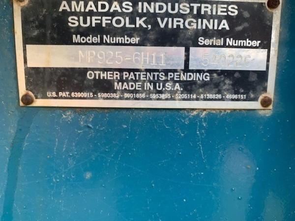 2016 Amadas MP925-6H11 Peanut