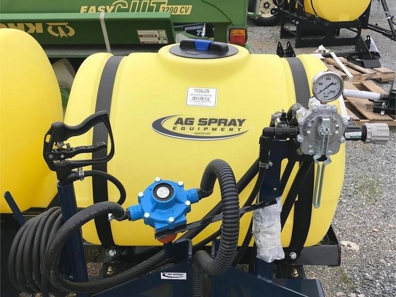 2019 Ag Spray Equipment 110 Pull-Type Sprayer