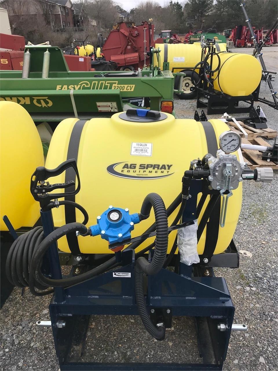 2021 Ag Spray Equipment 110 Pull-Type Sprayer