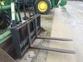 Worksaver Pallet Forks Loader and Skid Steer Attachment