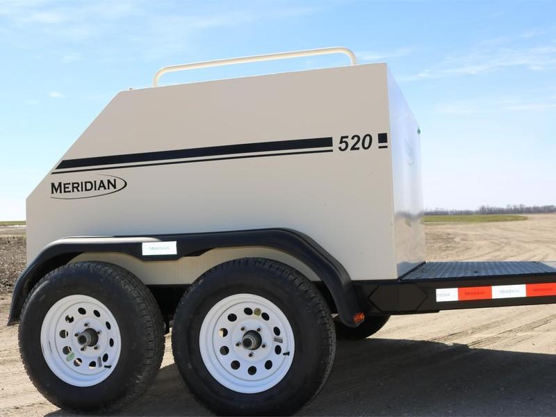2019 Meridian 520 Fuel Trailer