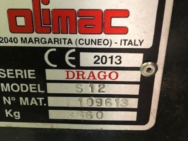 2013 Drago 1222 II Corn Head
