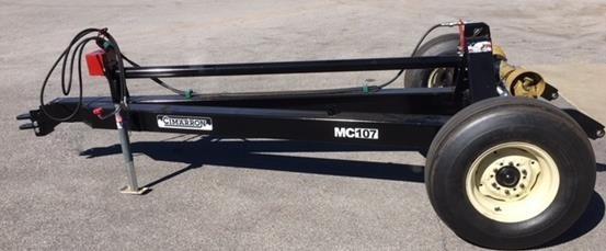 Cimarron MC107 Implement Caddy
