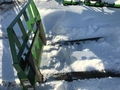 2014 Frontier AP12F Loader and Skid Steer Attachment