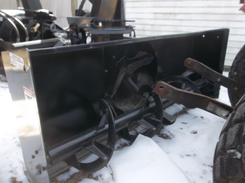 Used MK Martin Snow Blowers for Sale | Machinery Pete