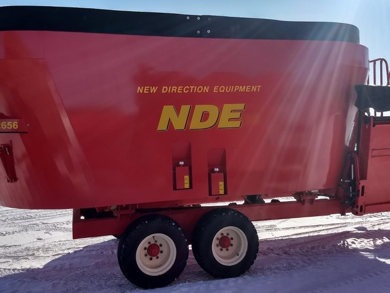 2016 NDE 2656 Grinders and Mixer