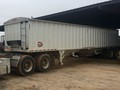 2014 Construction Trailer Specialists 40' Grain Trailer