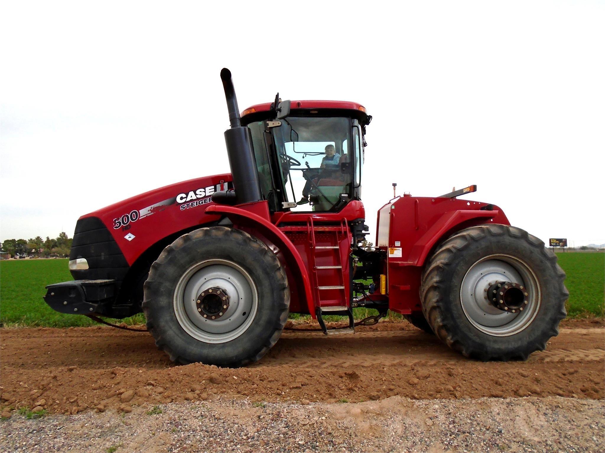 2012 Case IH Steiger 500 HD Tractor