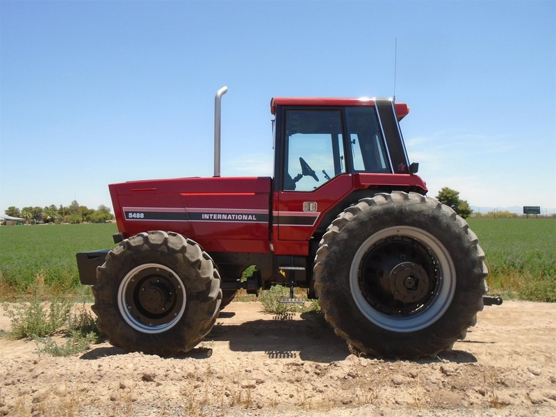 Used International Harvester 5488 Tractors For Sale Machinery Pete