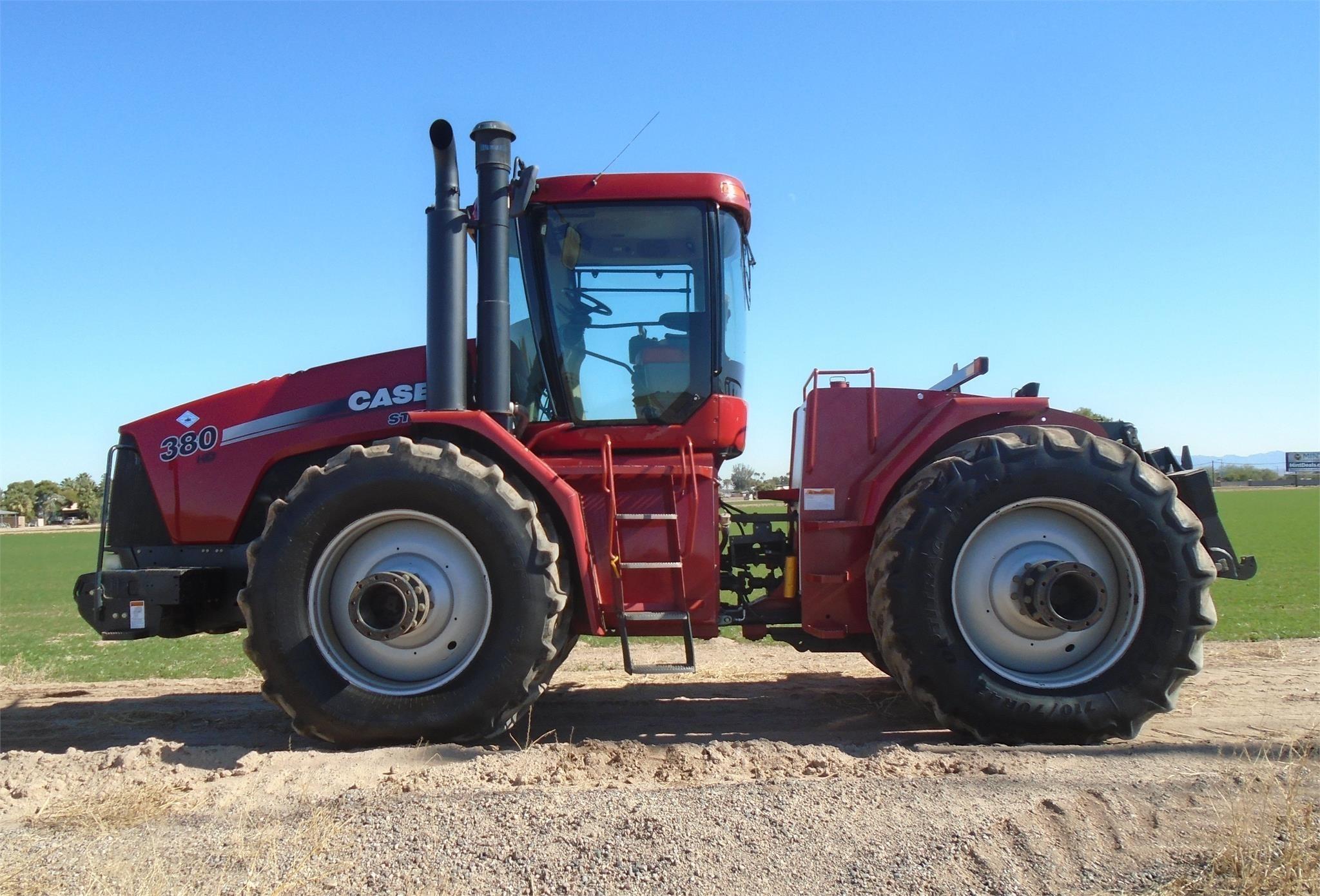 2007 Case IH STX380HD Tractor
