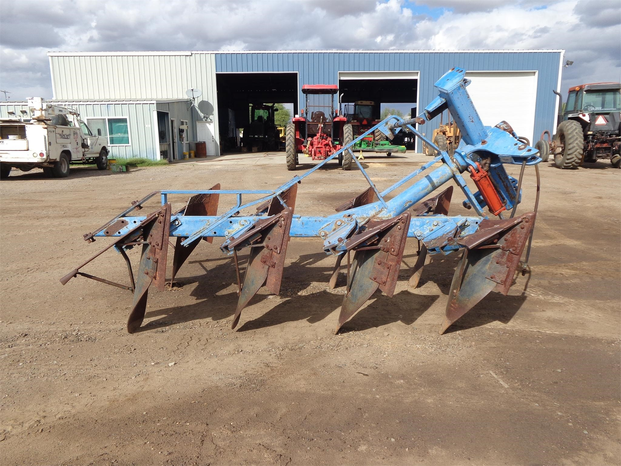 Ford 145 Plow