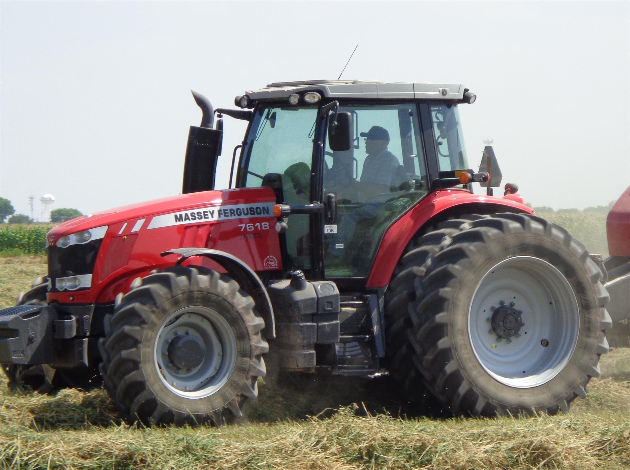 2013 Massey Ferguson 7618 Tractor