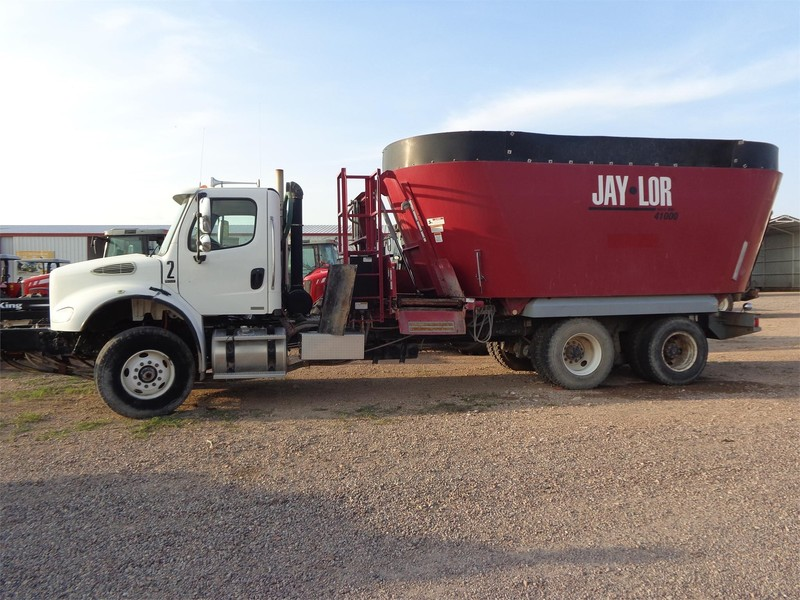 2011 Jay Lor 41000 Grinders and Mixer