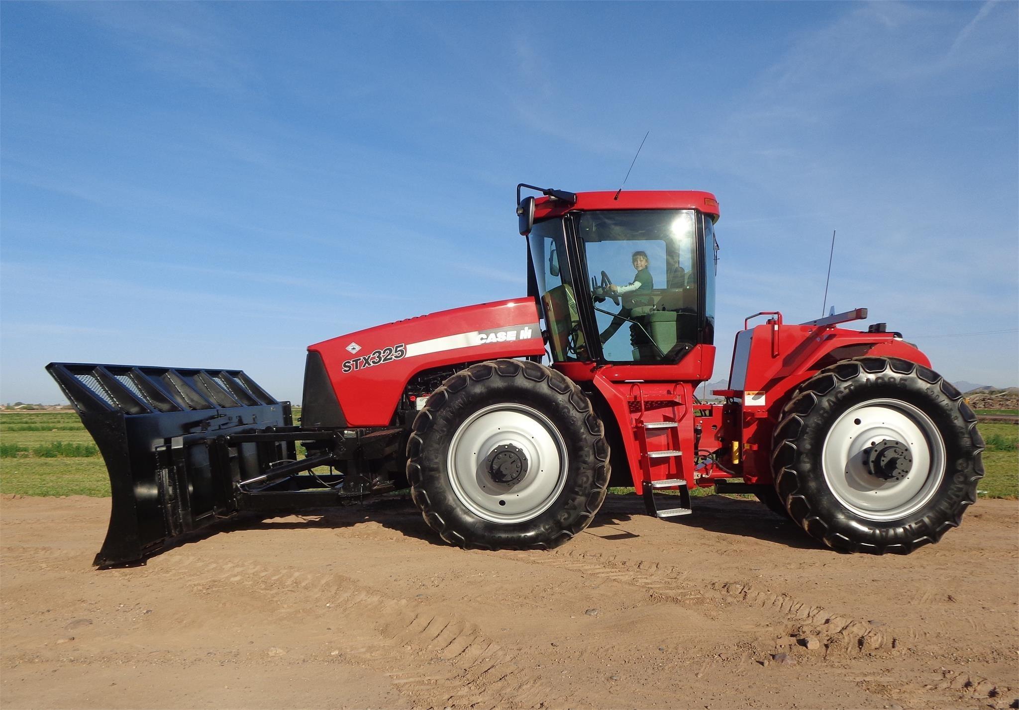 2002 Case IH STX325 Tractor