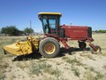 2003 New Holland HW340 Self-Propelled Windrowers and Swather