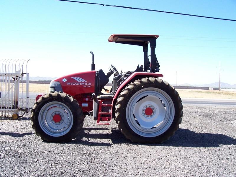 2002 McCormick MC100 Tractor
