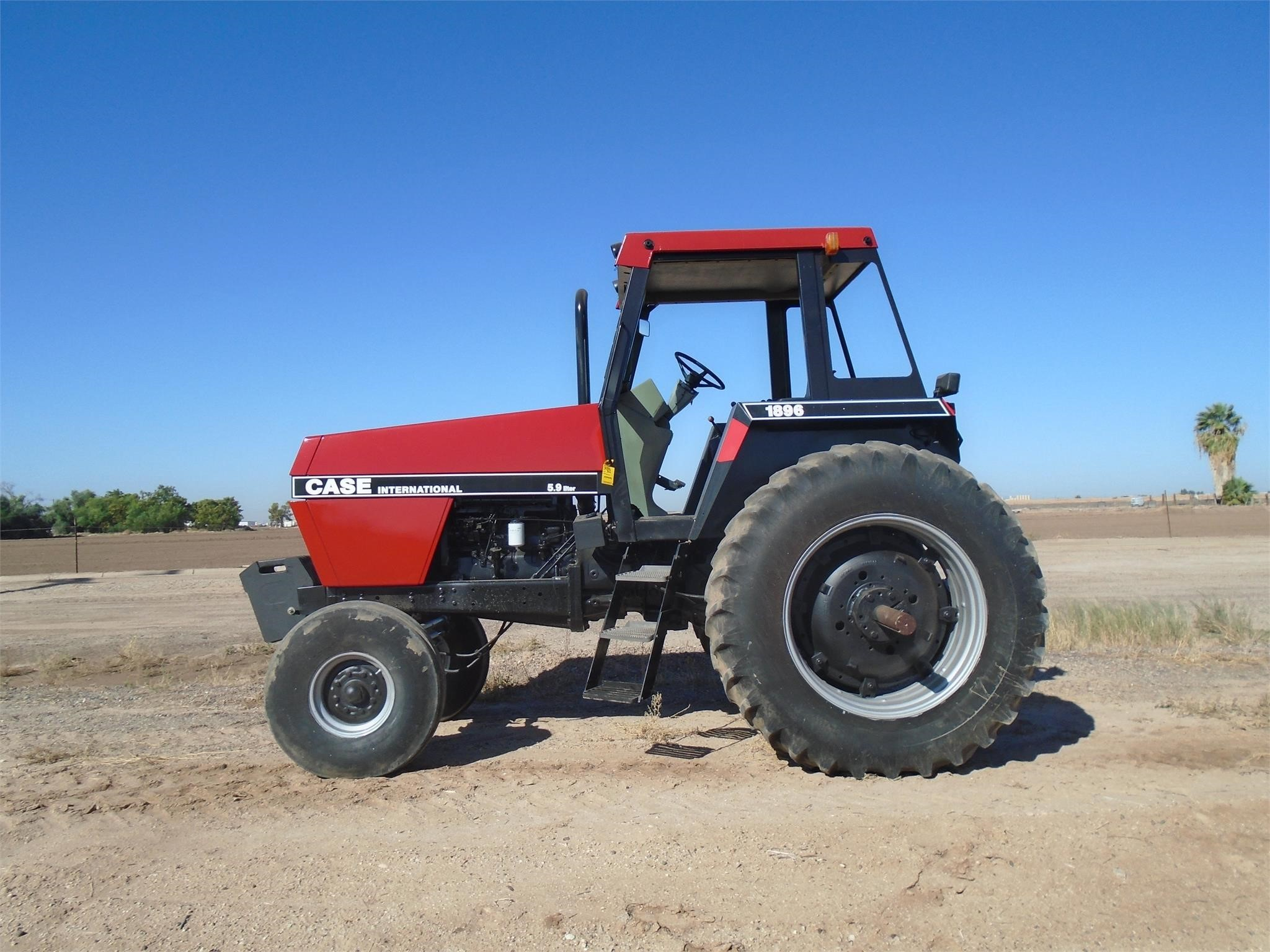 1987 Case IH 1896 Tractor