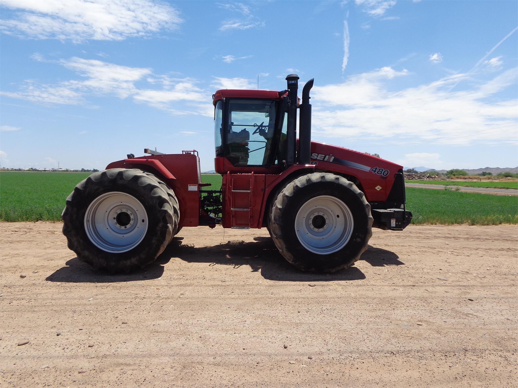 2007 Case IH Steiger 480 HD Tractor