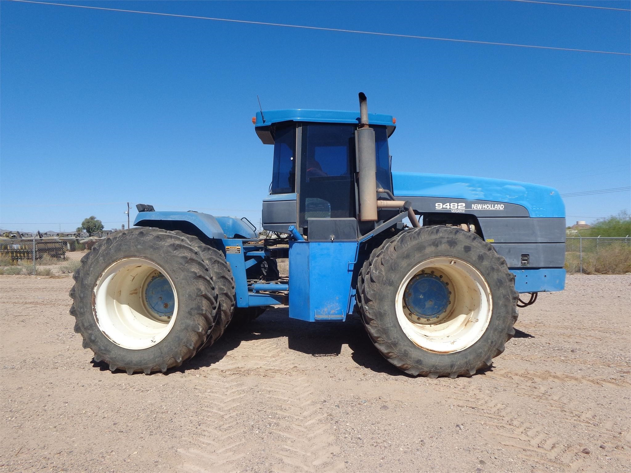 1998 New Holland 9482 Tractor