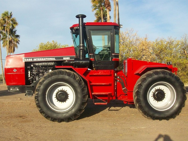 1990 Case IH 9280 Tractor