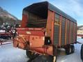 H & S XL98 Forage Wagon
