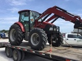 2015 Case IH Farmall 120C 100-174 HP