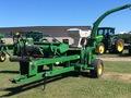 2008 John Deere 3955 Pull-Type Forage Harvester
