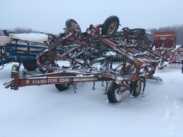 Hesston 2240 Field Cultivator