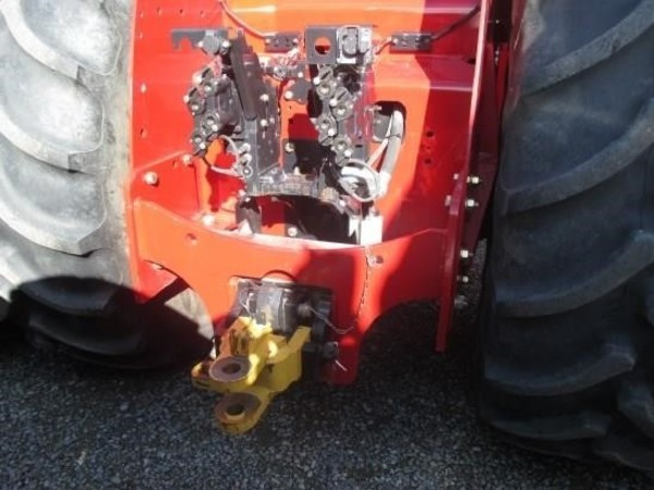 2015 Case IH Steiger 580 HD Tractor
