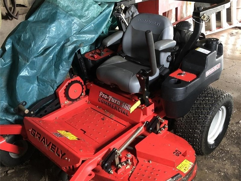 Used Gravely Lawn and Garden for Sale | Machinery Pete