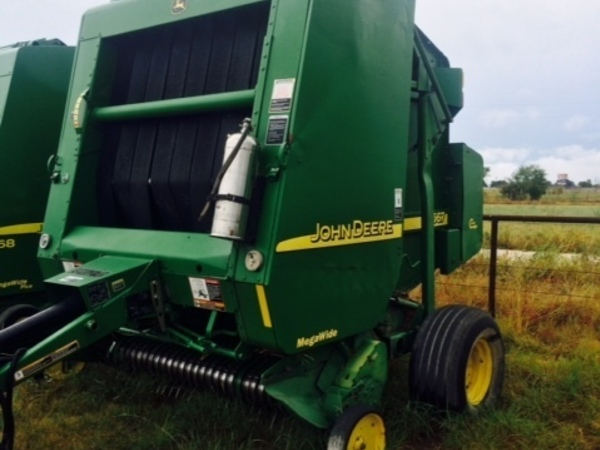 John Deere 567 Round Balers for Sale | Machinery Pete