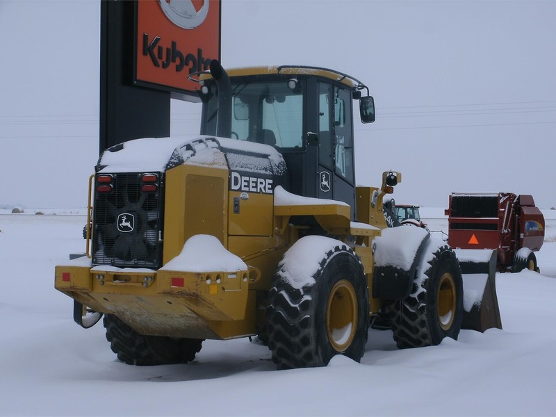2011 Deere 544K Wheel Loader