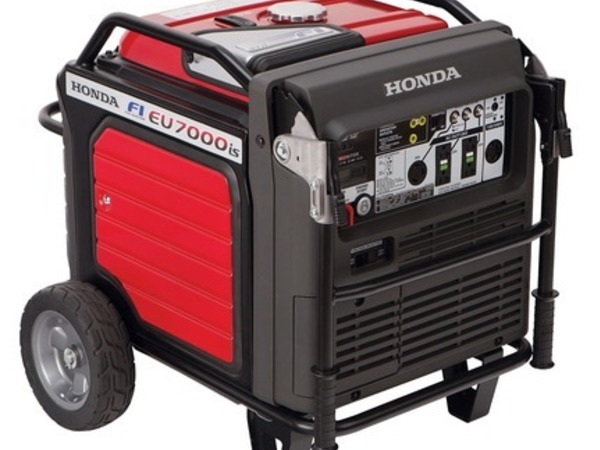 2019 Honda EU7000IS Generator