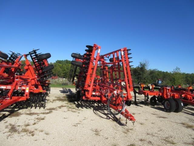 2021 Kuhn Krause 6205-24 Soil Finisher