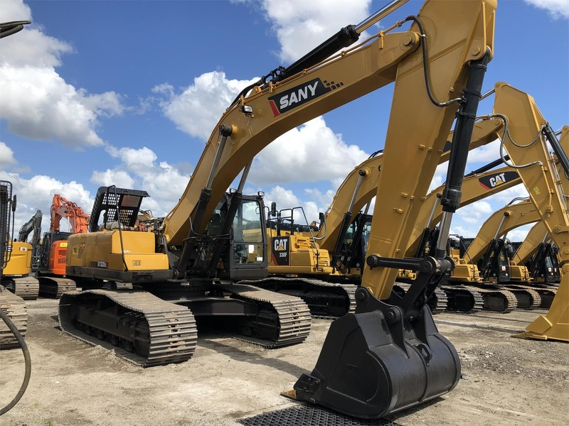 Used Sany Construction for Sale | Machinery Pete