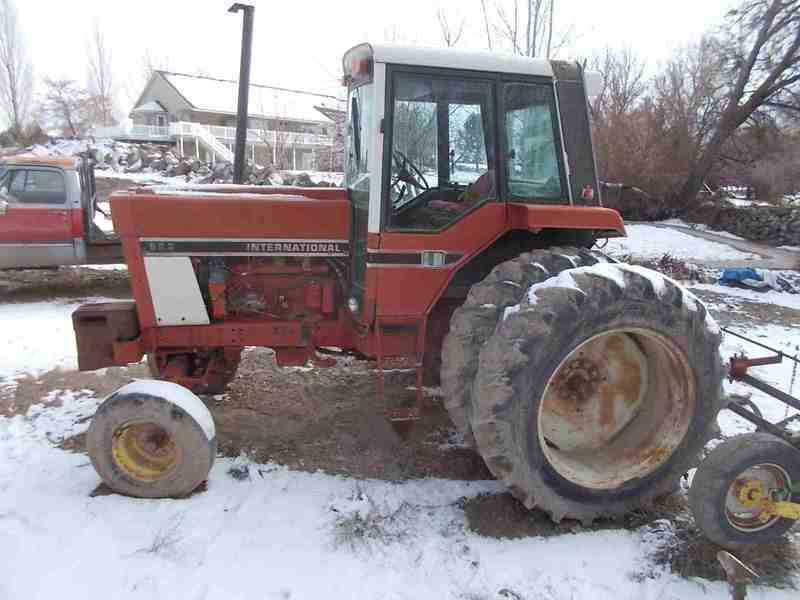 1978 International Harvester 986 Tractor