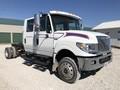 2013 International TERRASTAR 4x4 Semi Truck