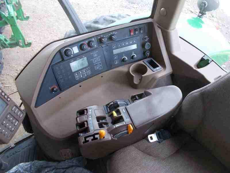 2004 John Deere 8120 Tractor