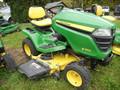 2017 John Deere X380 Lawn and Garden