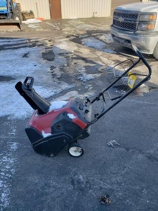 2007 Toro CCR3650 Snow Blower
