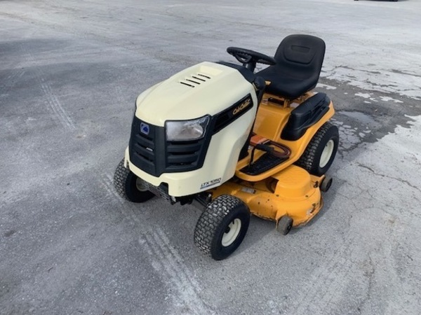 Used Cub Cadet LTX1050 Lawn and Garden for Sale | Machinery Pete