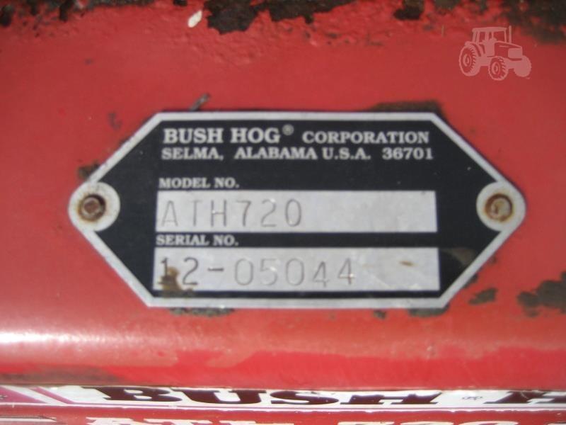 Bush Hog ATH720 Rotary Cutter