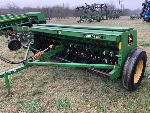 Old Grain Drills