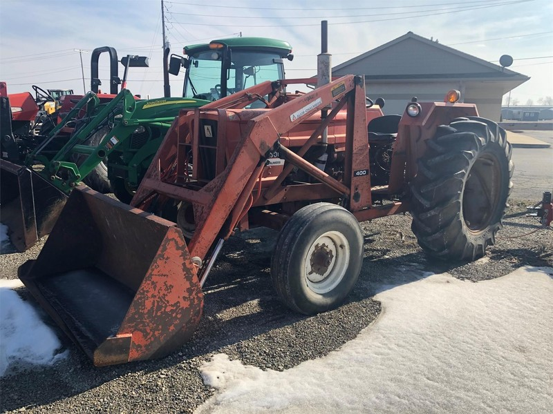 1982 Allis Chalmers 5050 Tractor