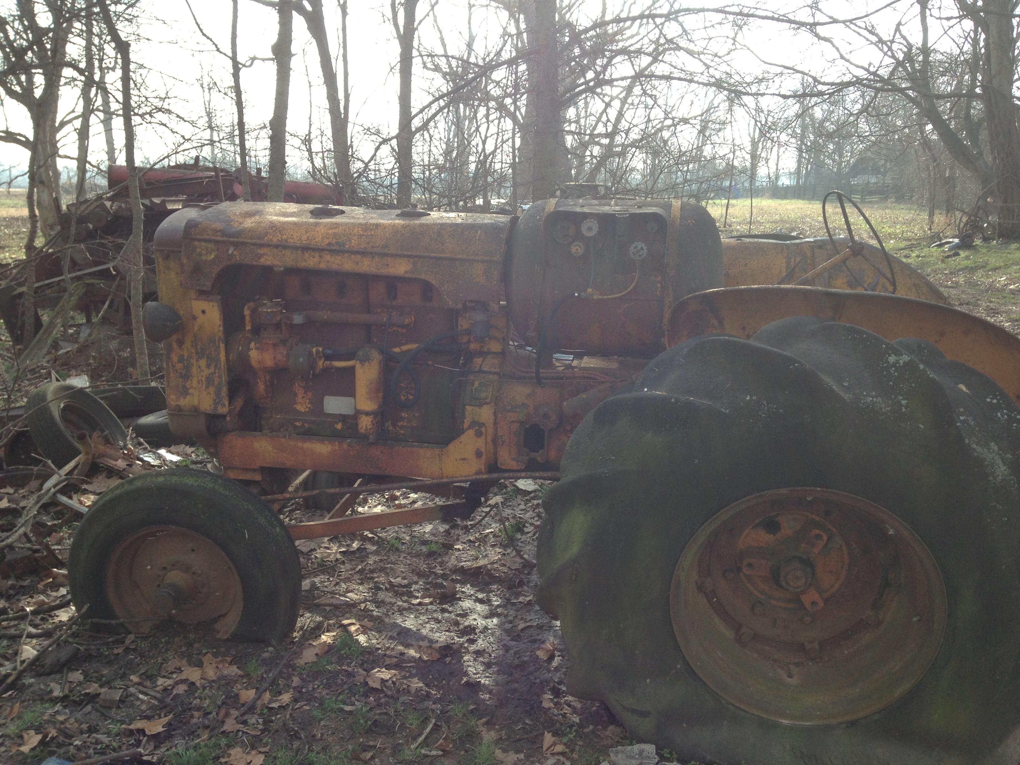 Minneapolis-Moline G Tractor