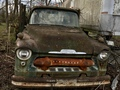 1956 Chevrolet Grain Truck Semi Truck