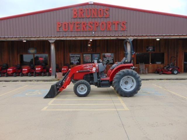 2017 Massey Ferguson 2705EH Tractor