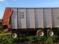 2012 Meyer 3516 Forage Wagon
